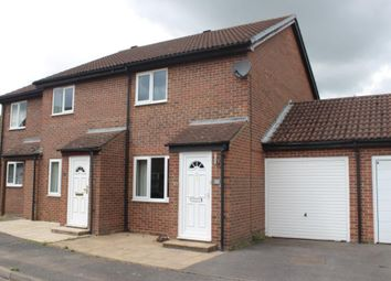Thumbnail 2 bed semi-detached house to rent in Abingdon, Oxfordshire
