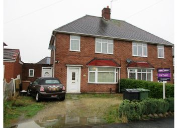 Thumbnail 3 bed semi-detached house for sale in Heath Road, Willenhall