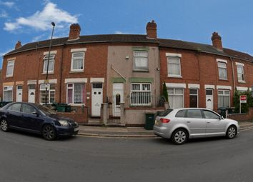 Thumbnail 3 bed terraced house to rent in St. Georges Road, Stoke, Coventry