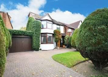 Thumbnail 3 bed detached house for sale in Robin Hood Lane, Hall Green, Birmingham