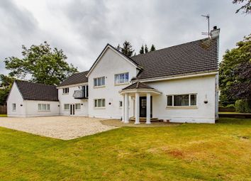 Thumbnail 6 bed detached house for sale in Braehead Road, Thorntonhall