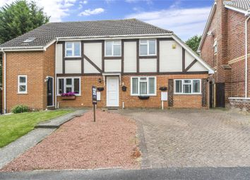 4 bed semi-detached house for sale in Rosemount Court, Strood, Kent ME2