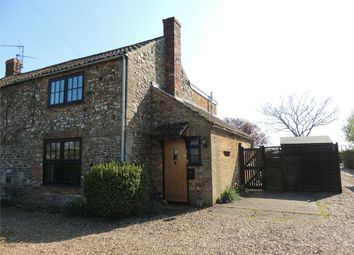 Thumbnail 2 bed semi-detached house for sale in Hilgay Road, West Dereham, King's Lynn