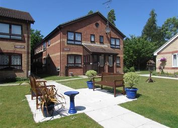 Thumbnail 2 bed flat for sale in St Johns Court, Sunfield Close, Ipswich