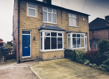 Thumbnail 3 bed semi-detached house to rent in Broomfield Road, Marsh, Huddersfield