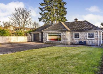 Thumbnail 4 bed detached bungalow for sale in Grant Road, Grantown-On-Spey