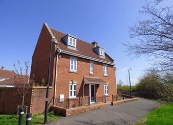 Thumbnail 5 bed terraced house for sale in Highgrove Walk, Weston Village, Weston-Super-Mare