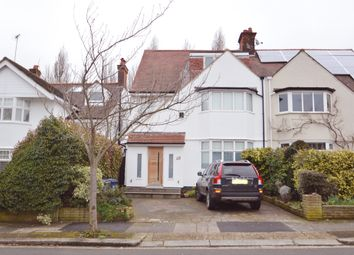 Thumbnail 5 bed semi-detached house for sale in Corringham Road, Golders Green, London