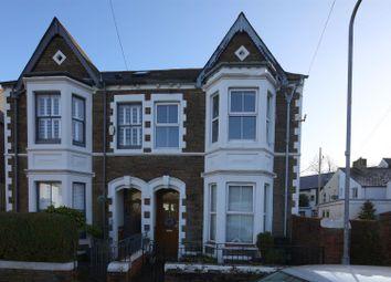 Thumbnail 2 bedroom flat for sale in Llanfair Road, Pontcanna, Cardiff