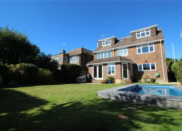 Thumbnail 4 bedroom detached house for sale in Sompting Avenue, Broadwater, Worthing