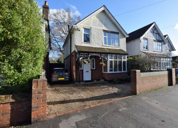 Thumbnail 3 bed detached house for sale in Farnborough Road, Farnborough
