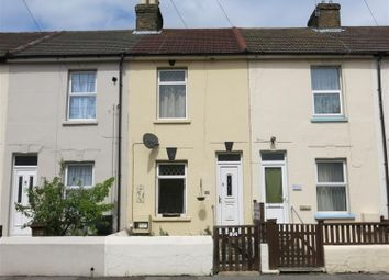 Thumbnail 2 bed terraced house to rent in Portland Road, Gillingham