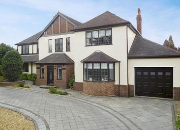 Thumbnail 4 bed detached house for sale in Whitmore Road, Newcastle-Under-Lyme