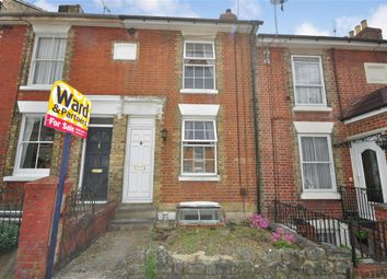 Thumbnail 2 bed terraced house for sale in Foley Street, Maidstone, Kent