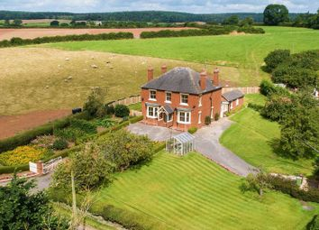 Thumbnail 3 bed detached house for sale in Former Farm House, Adbaston, Stafford