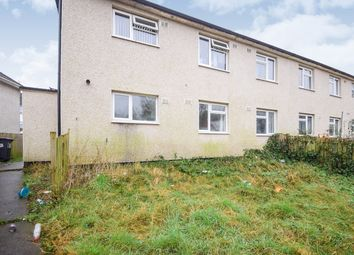 Thumbnail 2 bed flat for sale in Crown Close, Pontnewydd, Cwmbran