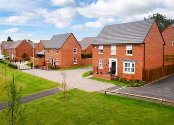 "Thumbnail 4 bed detached house for sale in ""Avondale"" at Morda, Oswestry"
