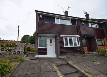 Thumbnail 2 bed terraced house for sale in Saturn Road, Middleport, Stoke-On-Trent