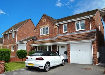 Thumbnail 4 bedroom detached house for sale in Atlas Way, Spondon, Derby