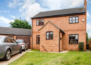 Thumbnail 3 bed detached house for sale in Fern Court, Riccall, York