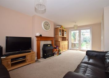 Thumbnail 3 bedroom end terrace house for sale in Jenningtree Road, Erith, Kent