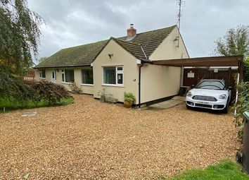 Thumbnail 3 bed detached bungalow for sale in Ely, Cambridgeshire