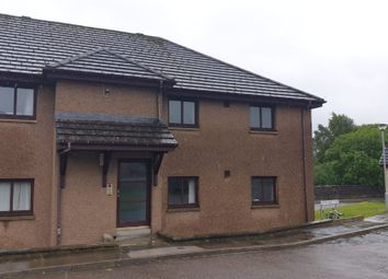 Thumbnail 2 bedroom flat to rent in South Park Court, Elgin, Moray