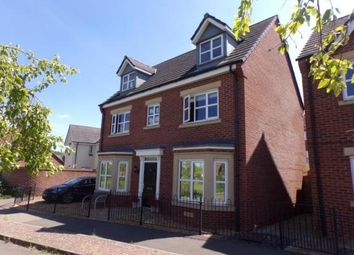 Thumbnail 5 bed detached house for sale in Uxbridge Lane Kingsway, Quedgeley, Gloucester, Gloucestershire