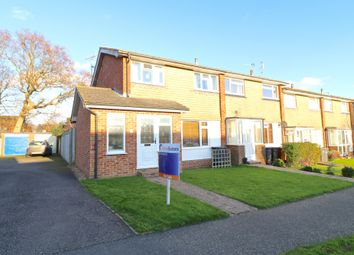 Thumbnail 4 bed end terrace house for sale in Barons Way, Polegate, East Sussex