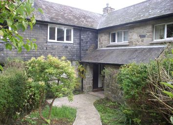 Thumbnail 1 bed terraced house to rent in Throwleigh, Okehampton