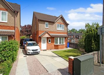 Thumbnail 3 bed detached house for sale in Robertville Road, Bucknall, Stoke-On-Trent
