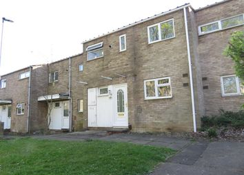 Thumbnail 3 bedroom terraced house for sale in Deaconscroft, Ravensthorpe, Peterborough