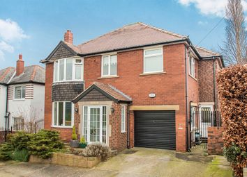 Thumbnail 4 bed detached house for sale in Baghill Road, West Ardsley, Wakefield