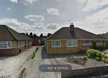 Thumbnail 2 bed bungalow to rent in Sunningdale Road, Swindon