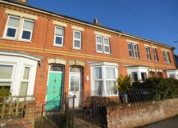 Thumbnail 3 bed terraced house for sale in Emsworth Road, Lymington