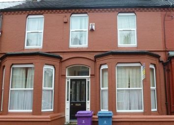 Thumbnail 5 bedroom property to rent in Borrowdale Road, Liverpool