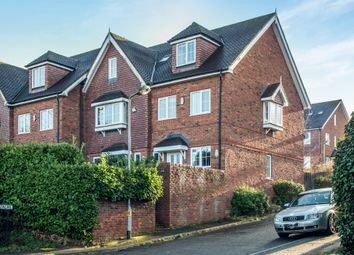 Thumbnail 3 bedroom town house for sale in Cameron Road, Chesham