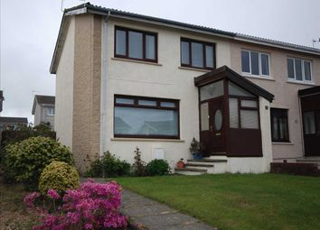 Thumbnail 3 bed semi-detached house for sale in Kenilworth Drive, Saltcoats