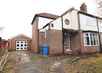 Thumbnail Property for sale in Kings Road, Cheadle Hulme, Cheadle, Cheshire