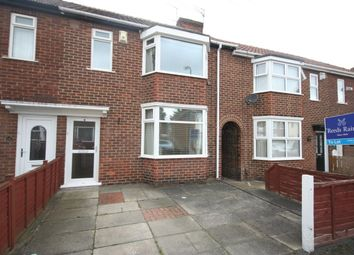Thumbnail 3 bedroom terraced house to rent in Endsleigh Drive, Acklam, Middlesbrough