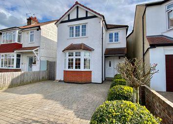 Portland Avenue, Gravesend DA12. 4 bed detached house for sale