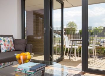 Thumbnail 1 bed flat for sale in Eythorne Road, Oval, London