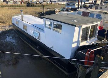 1 bed houseboat for sale in Knight Rd, Strood, Kent ME2