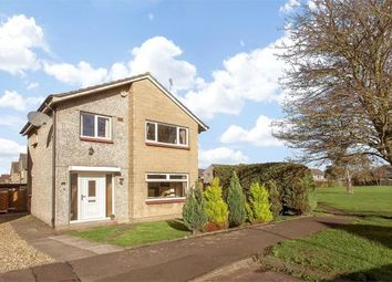 Thumbnail 3 bed detached house for sale in West Croft, Ratho