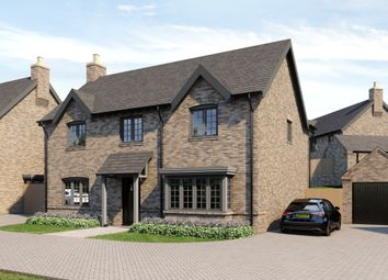 Thumbnail 4 bed detached house for sale in Main Street, Thorpe Rise, Oakthorpe