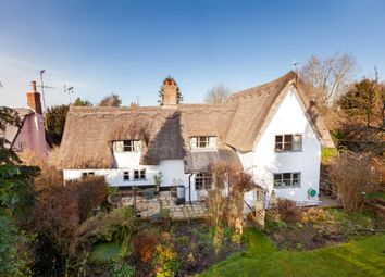 Thumbnail 3 bed detached house for sale in Great Wratting, Haverhill, Suffolk