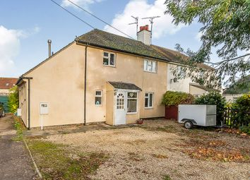 Thumbnail 3 bed semi-detached house for sale in Uffington Road, Barnack, Stamford