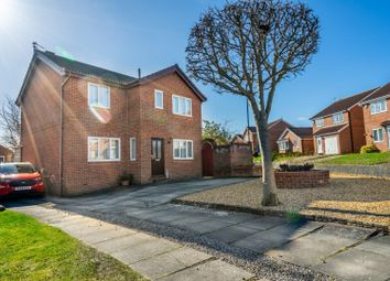 Thumbnail 4 bed detached house for sale in Deveron Way, York