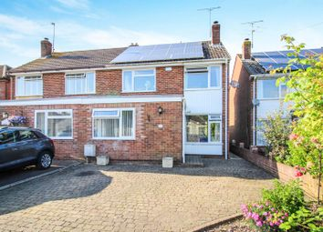 Thumbnail 4 bed semi-detached house for sale in Recreation Road, Durrington