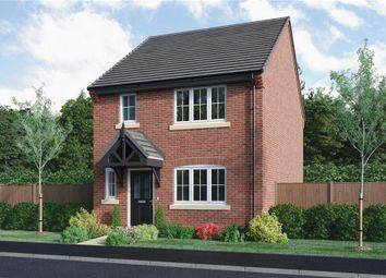 """Thumbnail 3 bed detached house for sale in """"Malvern"""" at Burton Road, Streethay, Lichfield"""